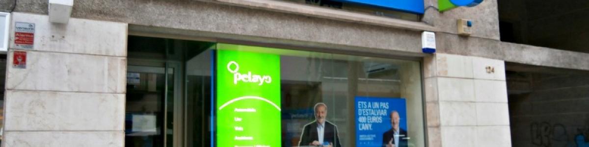 Pr xima apertura oficina seguros pelayo en la c bruc de for Oficinas de pelayo en barcelona