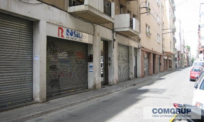 Barcelona melchor de palau 69 tienda 2 comgrup for Oficina bicing