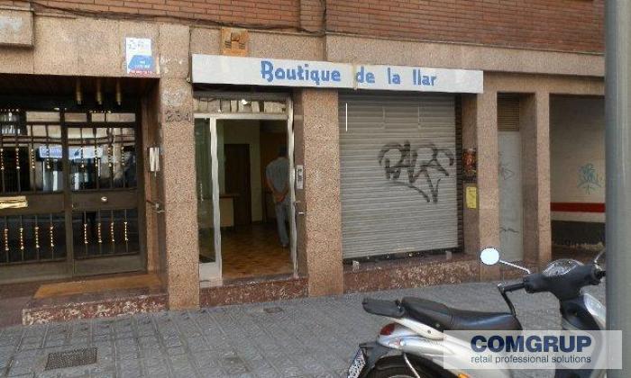 Barcelona navas de tolosa 234 comgrup locales for Oficina bicing barcelona