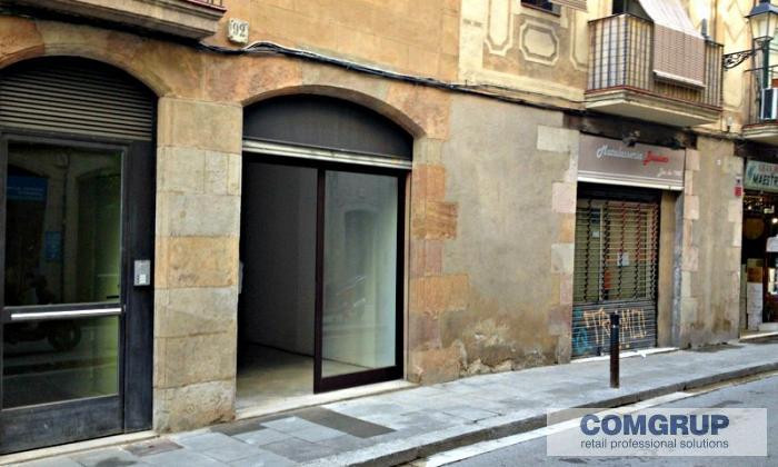 Barcelona sant pere mes baix 92 comgrup locales for Oficina bicing barcelona