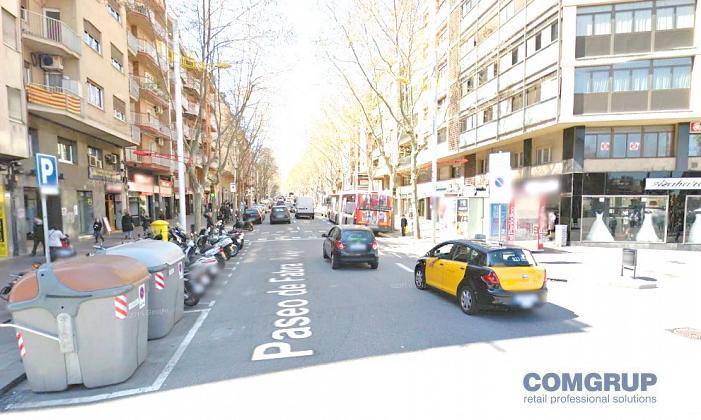 Barcelona p fabra i puig comgrup locales oficinas y for Oficina bicing barcelona