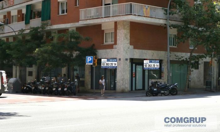 Barcelona avda madrid comgrup locales oficinas y naves for Oficina bicing