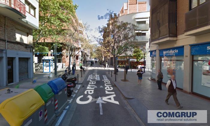 Barcelona concepcion arenal rentabilidad comgrup for Oficina bicing barcelona
