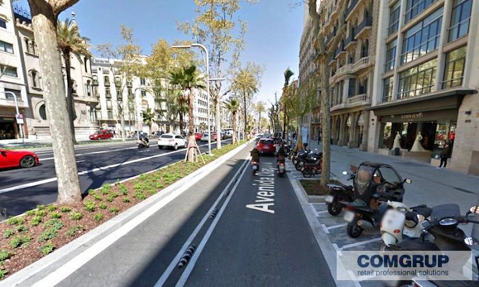 Barcelona avda diagonal comgrup locales oficinas y naves for Oficina bicing barcelona