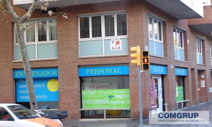 Barcelona travessera de les corts 340 entlo 1 comgrup for Oficina bicing
