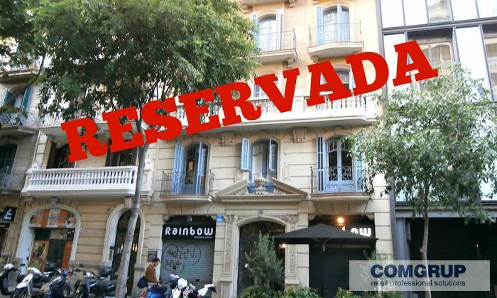 Barcelona casanova 42 5 1 atico comgrup locales for Oficina bicing barcelona