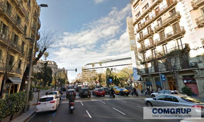 Barcelona aragon comgrup locales oficinas y naves for Oficina bicing barcelona