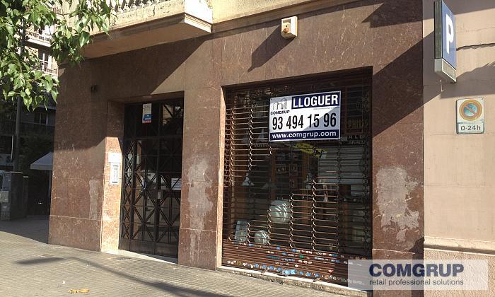 Barcelona arago 190 comgrup locales oficinas y naves for Oficina bicing