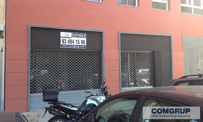 Barcelona bolivia 202 comgrup locales oficinas y naves for Oficina bicing barcelona