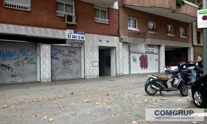 Barcelona clot 173 comgrup locales oficinas y naves for Oficina bicing barcelona
