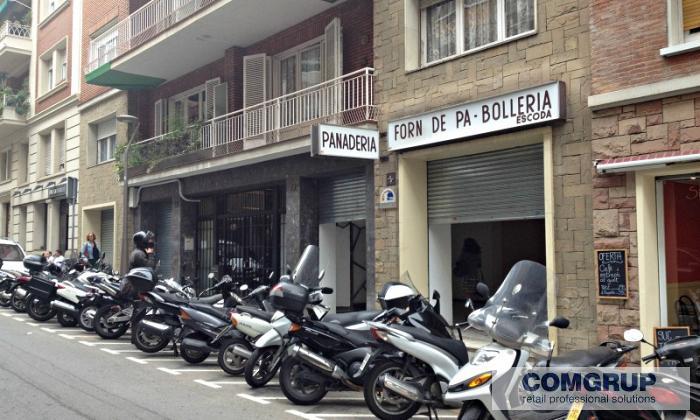 Barcelona sant elias 18 comgrup locales oficinas y naves for Oficina bicing barcelona
