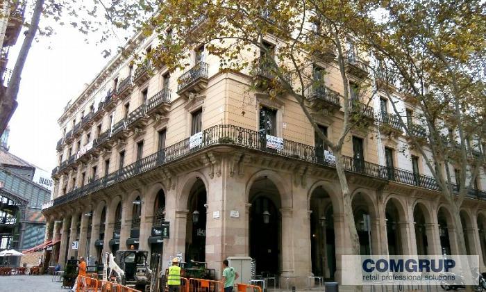 Barcelona p picasso 32 pral 1 y 2 comgrup locales for Oficina bicing barcelona