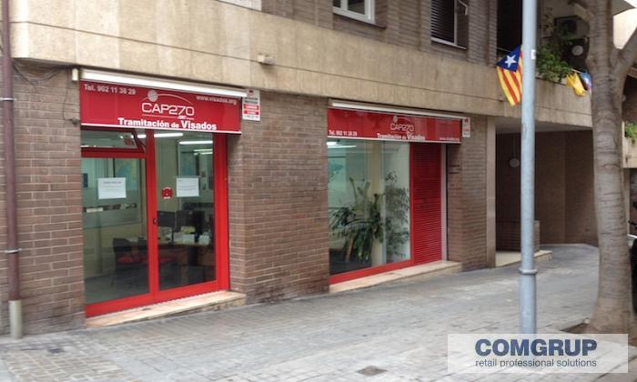Barcelona trinquete comgrup locales oficinas y naves for Oficina bicing