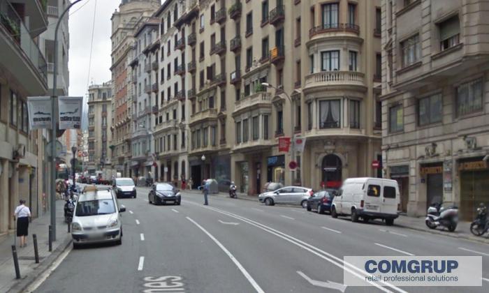 Barcelona balmes comgrup locales oficinas y naves for Oficina bicing barcelona