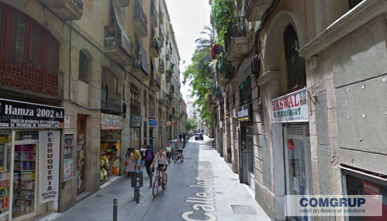Barcelona joaquin costa comgrup locales oficinas y naves - Local vivienda barcelona ...