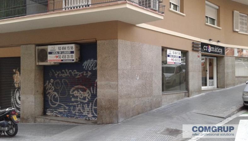 Barcelona atenas 3 comgrup locales oficinas y naves for Oficina bicing