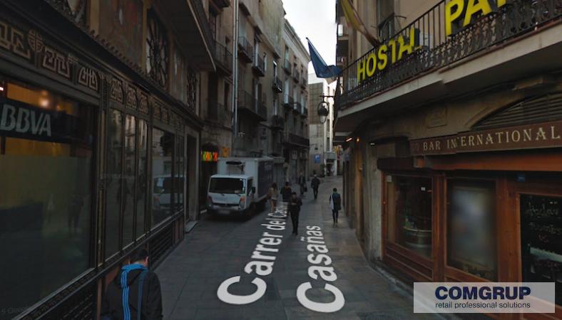 Barcelona cardenal casa as rentabilidad comgrup for Oficina bicing barcelona