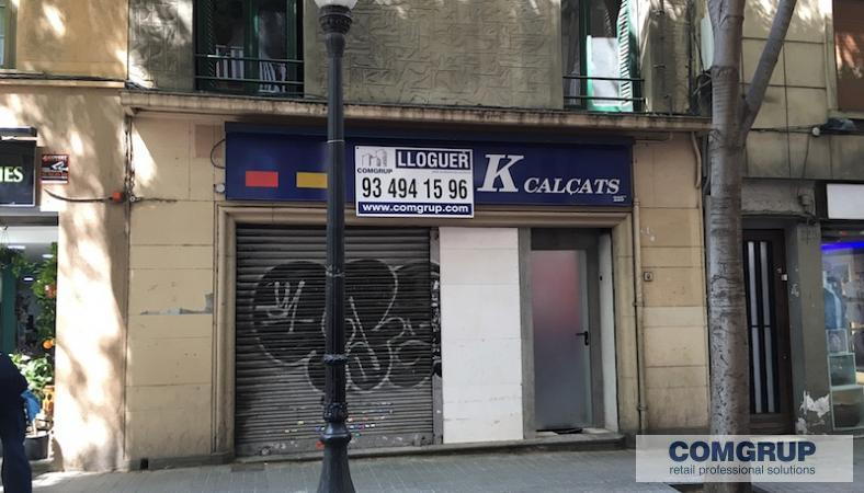 Barcelona gran de sant andreu 225 comgrup locales for Oficina bicing barcelona